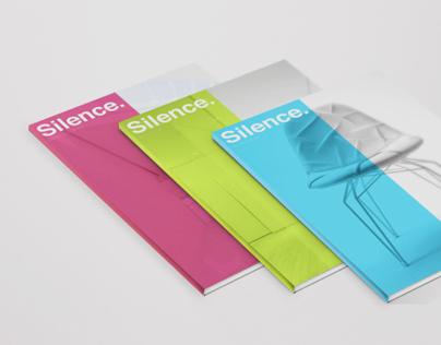 silence - magazine covers
