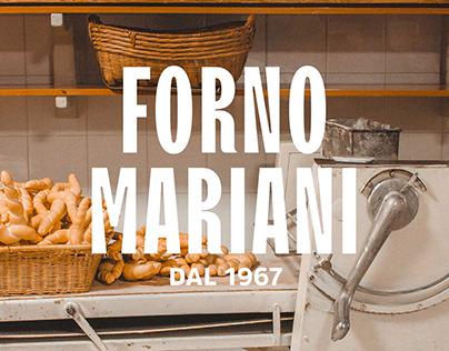 Forno Mariani | Branding