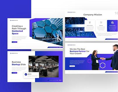 Aerotech – Technology PowerPoint Template