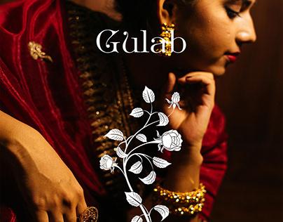Gulab ~ by Zahana