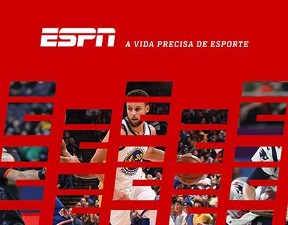 "JAWA | ESPN ""A vida precisa de esporte"""
