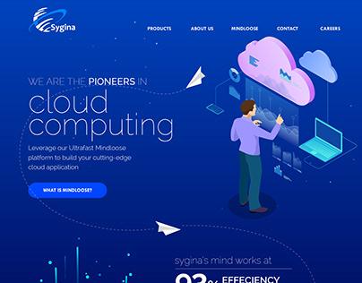 Sygina Website