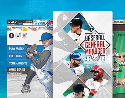 Baseball General Manager Game