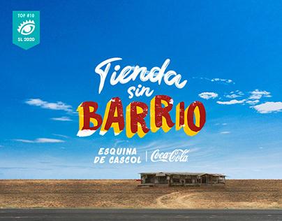 Coca Cola - Tienda sin Barrio | Nuevos Talentos 2020