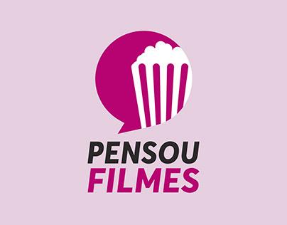 Logotipo | Pensou Filmes