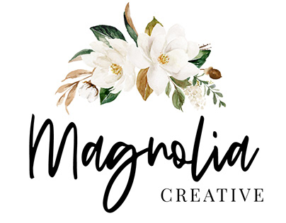 NEW LOGO | The Magnolia Creative Charlotte