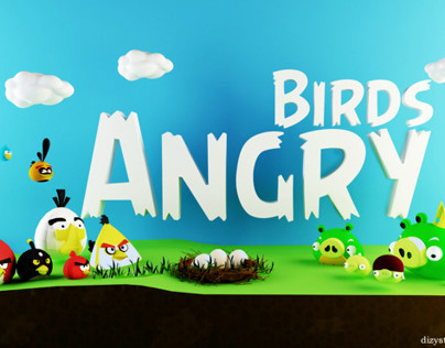 Angry Birds from DiZy studio