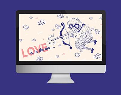 desktop wallpaper valentine's day