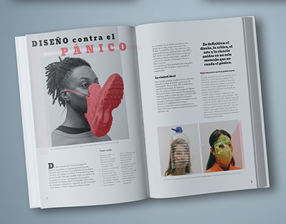 Metamorphosis ⋆ Editorial Design