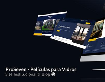 ProSeven - Películas - Site Institucional e Blog em WP