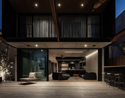 Vodka Palace by MARCUS BROWNE architect