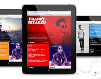 DJ Franky Rizardo