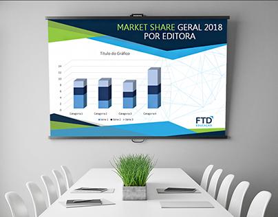 EDITORA FTD | E-mail Marketing, Slide e Logo