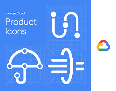 Google Cloud Product Icons