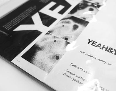 Yeah & Yeah   Self Promotion