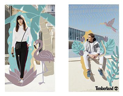 Clorophilla x Timberland