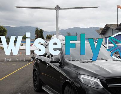 Spot para Wisefly App