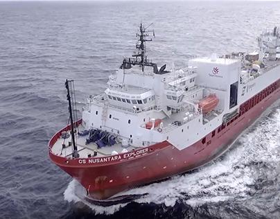 Nusantara Explorer - Ship Profile