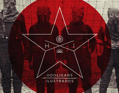 HOOLIGANS ILUSTRADOS by Libros del K.O.