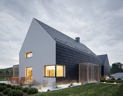 Small House near Wrocław