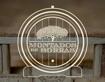 """""""MONTADOS DE SOBRAS"""" Branding & Graphic ID"""
