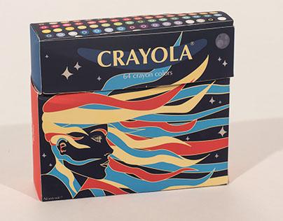 Adult Crayola Crayons