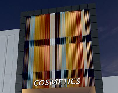 Cosmetics Shop Exterior (20180212)