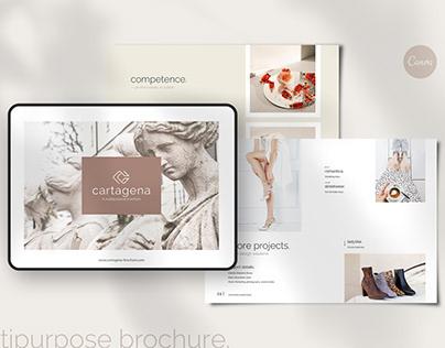 Multipurpose Brochure for Canva Creators