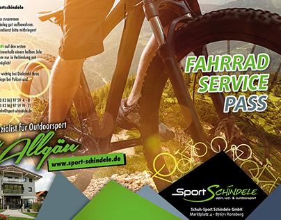 Sport Schindele - Fahrradpässe