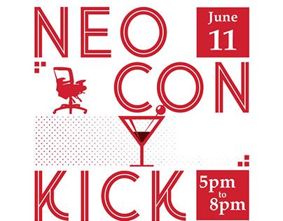 Friant 2017 NeoCon Kick-Off Invitation