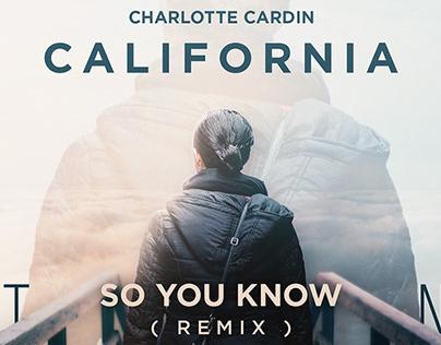 California (So You Know Remix) | Artwork