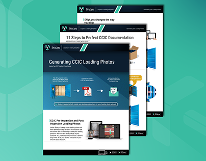 ShipLync | Generating CCIC Loading Photos Document