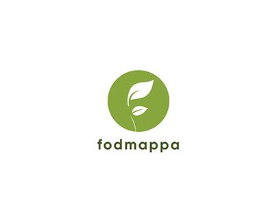 """FODMAPPA"" Mobile App Branding"