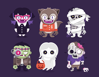 Boogong - Halloween TV Commercial