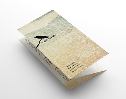 Tri-fold Spa Brochure