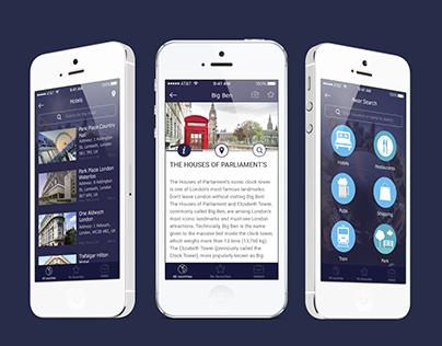 Travel Go Mobile App