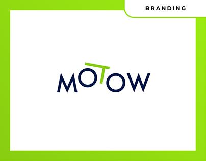 Motow - Branding Identity