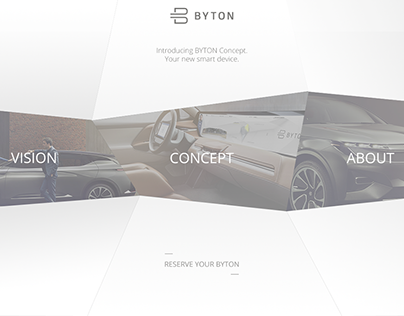 BYTON Project