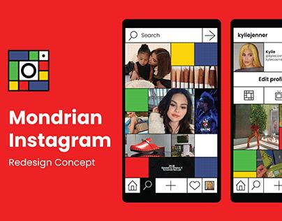 Mondrian Instagram