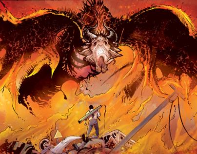 Dark Horse Presents: Hunter Quaid
