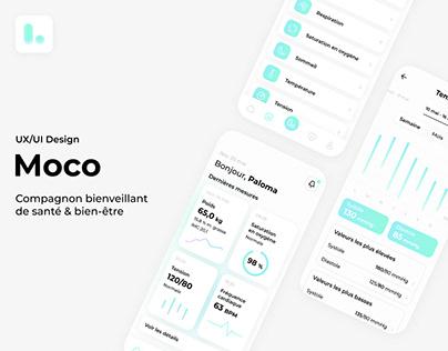 Moco – Smartwatch & Health Mobile App