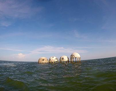 Marco Island domes