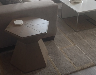 HEX tables and seating