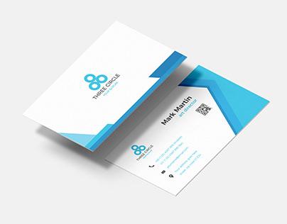 Modern business card design vol.2