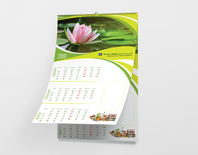 SAMPLE CALENDAR DESIGN FOR ACME