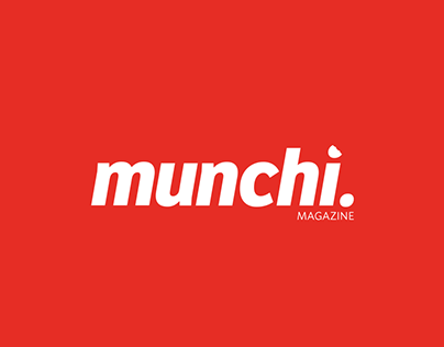 Munchi Magazine - Design & Promotion