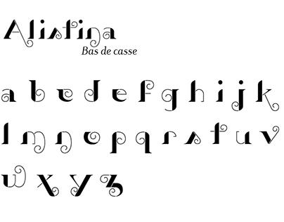 Alistina