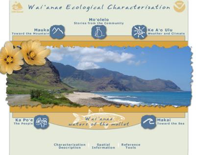 Wai'anae Ecological Characterization