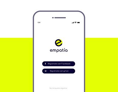 Empatía- UX-UI Design