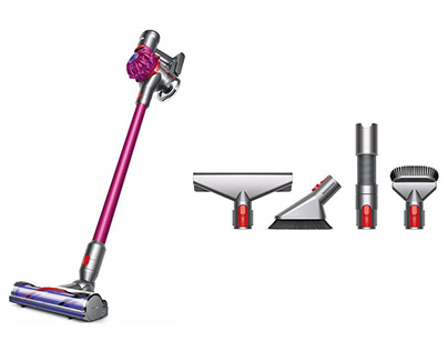 Dyson V7 for Effortless Cleaning!